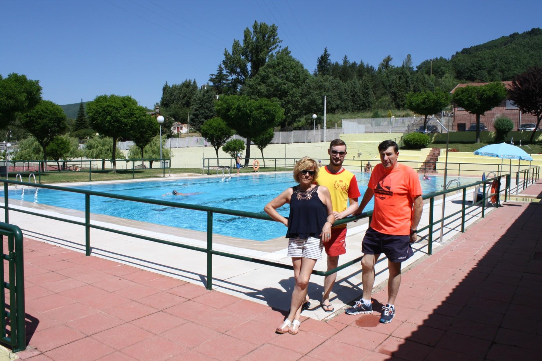 Apertura de las piscinas municipales del ayuntamiento de for Piscinas municipales zaragoza 2017